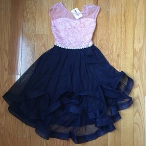 NWT Speechless size 8 special event girls dress